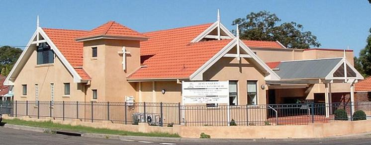 Picture of Sydney Bible Presbyterian Church